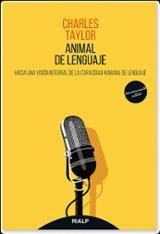 Animal de lenguaje - Taylor, Charles