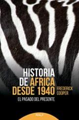 Historia de África - Cooper, Frederick