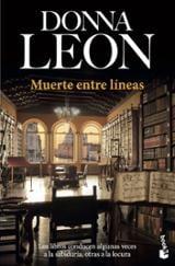Muerte entre líneas - Leon, Donna