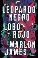 Leopardo negro, lobo rojo - James, Marlon