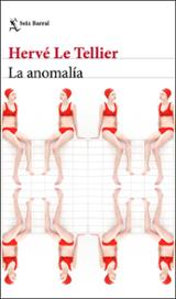 La anomalía - Le Tellier, Hervé
