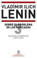 Escritos económicos (1893-1899) 3. Sobre el problema de los merca