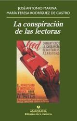 La conspiración de las lectoras - Marina, José Antonio