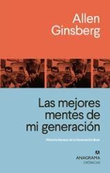 Las mejores mentes de mi generación - Ginsberg, Allen