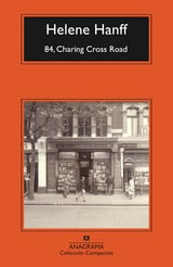 84 Charing Cross Road - Hanff, Helene