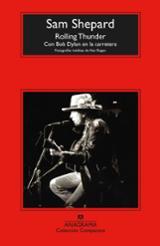 Con Bob Dylan en la carretera - Shepard, Sam