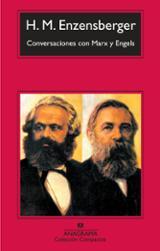 Conversaciones con Marx y Engels - Enzensberger, Hans Magnus