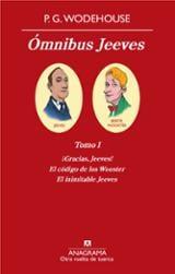 Ómnibus Jeeves. Tomo I - P.G. Wodehouse