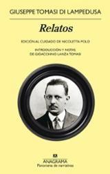 Relatos - Di Lampedusa, Giuseppe Tomasi
