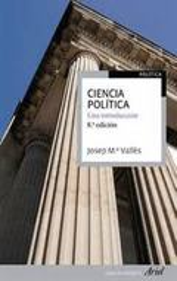 Ciencia Politica. Una introducción