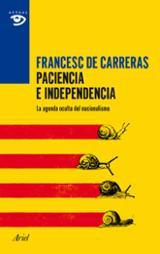Paciencia e independencia - de Carreras, Francesc
