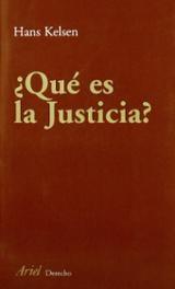 ¿Qué es la Justicia?