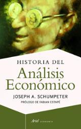 Historia del análisis económico - Schumpeter, Joseph Alois
