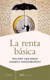 La renta básica - Van Parijs, Philippe