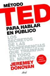 Método TED para hablar en público - Jeremey Donovan