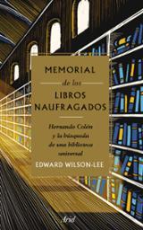 Memorial de los libros naufragados - Wilson-Lee, Edward
