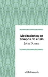 Meditaciones en tiempos de crisis - Donne, John
