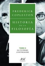 Historia de la filosofía. Volumen 4. Del utilitarismo al existenc