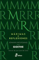 Máximas y reflexiones - Goethe, J.W.