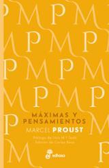 Máximas y pensamientos. Marcel Proust