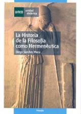 La historia de la filosofía como hermenéutica
