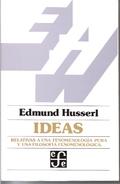 Ideas Relativas a Fenomenología Pura y Filosofía Fenomenológica