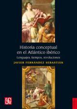 Historia conceptual en el atlántico ibérico -