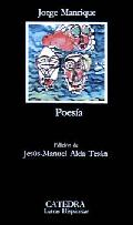 Poesía - Manrique, Jorge