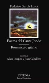 Poema del cante jondo. Romancero gitano - García Lorca, Federico