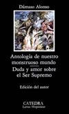 Antología de nuestro monstruoso mundo: duda y amor sobre el