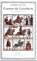 Cuentos de Canterbury - Chaucer, Geoffrey