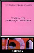 Teoría del lenguaje Literario - Pozuelo Yvancos, Jose M.