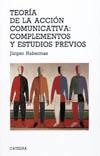 Teoría de la Acción Comunicativa: complementos y estudios