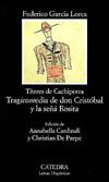Títeres de Cachiporra. Tragicomedia de don Cristóbal y la señá Ro