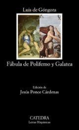 Fábula de Polifemo y Galatea - Góngora y Argote, Luis de