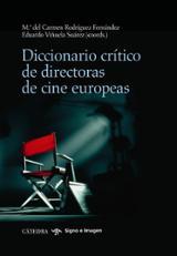 Diccionario crítico de directoras de cine europeas - Rodríguez Fernández, María del Carmen