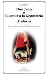 Don Juan o El amor a la geometría. Andorra