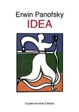 Idea. Contribución a la historia de la teoría del arte