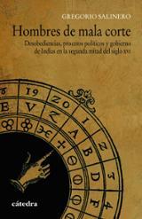Hombres de mala corte - Salinero, Gregorio