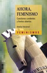 Ahora, Feminismo - Ayerra, Marino
