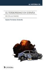 El terrorismo en España - Fernández Soldevilla, Gaizka