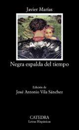Negra espalda del tiemo - Marías, Javier