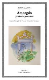 Amorgós y otros poemas - Gatsos, Nikos