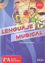 LENGUAJE MUSICAL 2A GRADO ELEMENTAL - Sierra, Félix