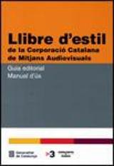Llibre d´estil de la Corporació Catalana de Mitjans Audiovisuals.