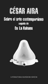 Sobre el arte contemporáneo seguido en La Habana