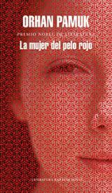 La mujer de pelo rojo