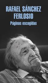 Páginas escogidas - Sánchez Ferlosio, Rafael