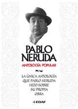 Antología popular. Pablo Neruda