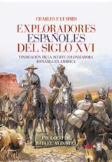 Exploradores españoles del siglo XVI - Lummis, Charles F.